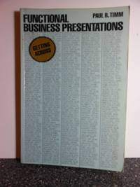 Functional Business Presentations  Getting Across