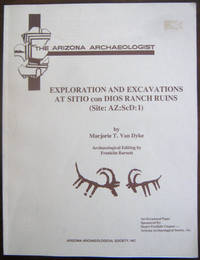 Exploration and Excavations at Sitio con Dios Ranch Ruins (Site: AZ:ScD:1)