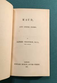 image of Maud and Other Poems