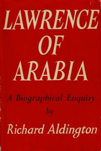 image of Lawrence of Arabia, A Biographical Enquiry