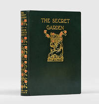 The Secret Garden. by  Frances Hodgson BURNETT - First Edition - 1911 - from Peter Harrington and Biblio.com