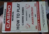 image of Australian casino manual : how to play casino games intelligently