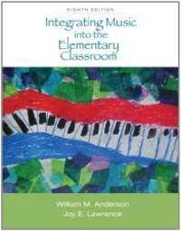 Integrating Music into the Elementary Classroom + Resource Center Printed Access Card