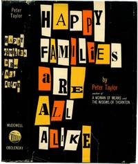 HAPPY FAMILIES ARE ALL ALIKE: A Collection of Stories