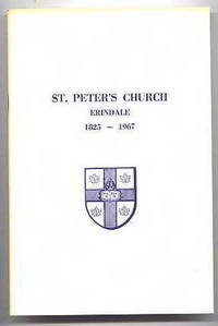 ST. PETER'S CHURCH, ERINDALE, 1825-1967.