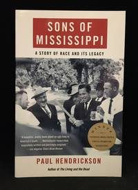image of Sons of Mississippi; A Story of Race and its Legacy
