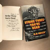 Strike Three You're Dead (Harvey Bliss Mysteries)
