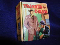 image of Tracked by a G-Man: A Railroad Mystery (Big Little Book style)