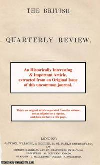 G. H. Augustus von Ewald. A rare original article from the British Quarterly Review, 1873