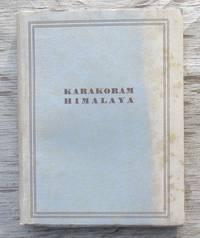 image of Karakoram Himalaya -- FIRST SPANISH EDITION 1949