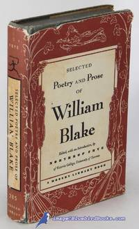 image of Selected Poetry and Prose of William Blake (Modern Library #285.1)