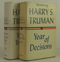 image of Memoirs (2 Volumes): Year of Decisions and Years of Trial and Hope