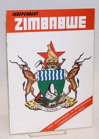 image of Independent Zimbabwe; first anniversary of Independence commeorative Issue
