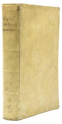 De Militia Romana Libri Quinque, Commentarius ad Polybium. E parte primâ Historiacae Facis [And:] Analecta sive Observationes Reliquae ad Militiam et Hosce Libros