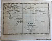 Chart of the New Discoveries East of New Holland and New Guinea 1797