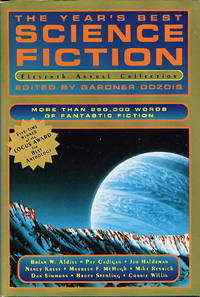 image of THE YEAR'S BEST SCIENCE FICTION: ELEVENTH (11th) ANNUAL COLLECTION.