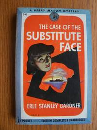 image of The Case of the Substitue Face # 242