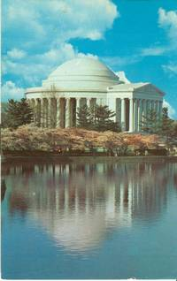 Washington DC –Thomas Jefferson Memorial - 1964 used Postcard