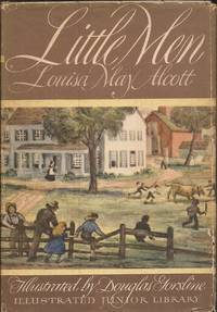image of Little Men; Life at Plumfield with Jo's Boys (Illustrated Junior Library)