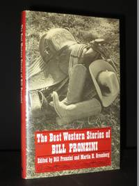The Best Western Stories of Bill Pronzini [SIGNED]