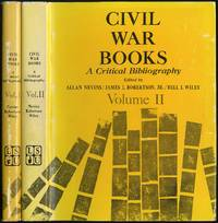 image of Civil War Books: A Critical Bibliography: [In Two Volumes]