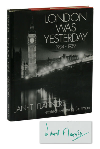 New York: The Viking Press, 1975. First Edition. Very Good/Very Good. First edition. Signed by Janet...