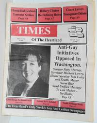 image of Times of the Heartland: vol. 2, #3, January 25, 1994
