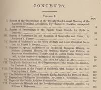 image of Annual Report of the American Historical Association for the Year 1907, Volume I Only. Francisco de Miranda and the Revolutionizing of Spanish America.