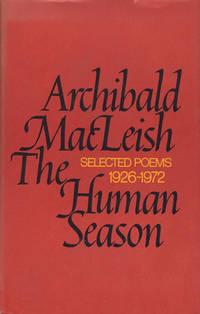 The Human Season Selected Poems 1926-1972
