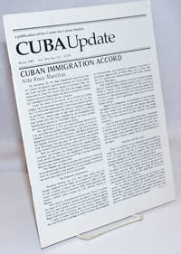 Cuba Update; Vol. XIV, No. 3-4, Summer 1993; Focus on: Biotechnology, Health and Medicine, Splits in the Miami Community