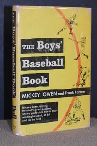 The Boy's Baseball Book
