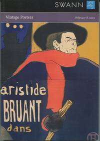 Vintage Posters. Public Sale 1887, February 8, 2001.