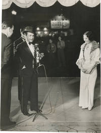 image of Original photograph of Edward G. Robinson and his wife, Gladys Lloyd, 1932