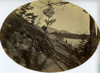 View from West Point (Hudson River), Albumen photograph