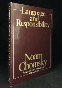 image of Language and Responsibility; Based on Conversations with Mitsou Ronat