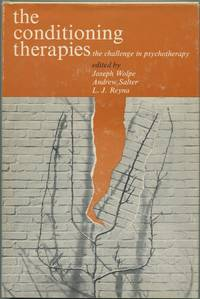 image of The Conditioning Therapies: The Challenge in Psychotherapy