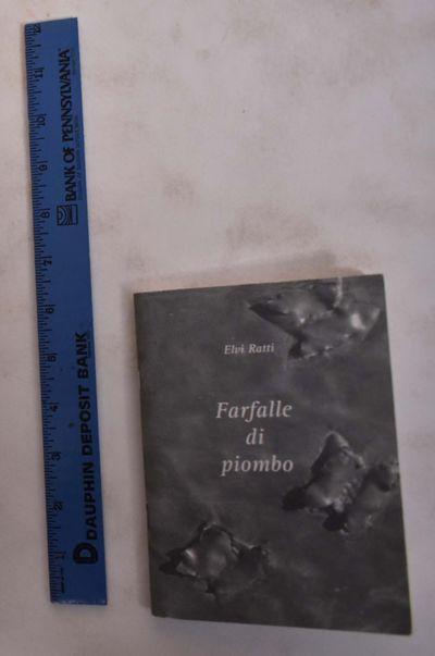 Roma: Finito di Stampare Presso l'OK Print, 2005. Softcover. VG. Gray stapled wraps with white lette...