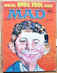 Mad Magazine.. Number 39 May 1958