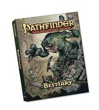 image of Pathfinder Roleplaying Game: Bestiary (Pocket Edition)