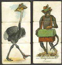 [Animal Misfitz card game] card matching game with several Australian related images