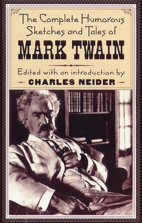 Humorous essay by mark twain