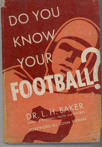 DO YOU KNOW YOUR FOOTBALL?