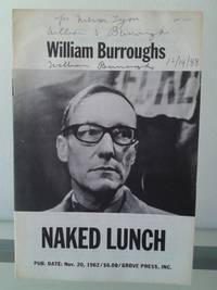Naked Lunch Promotional Prospectus