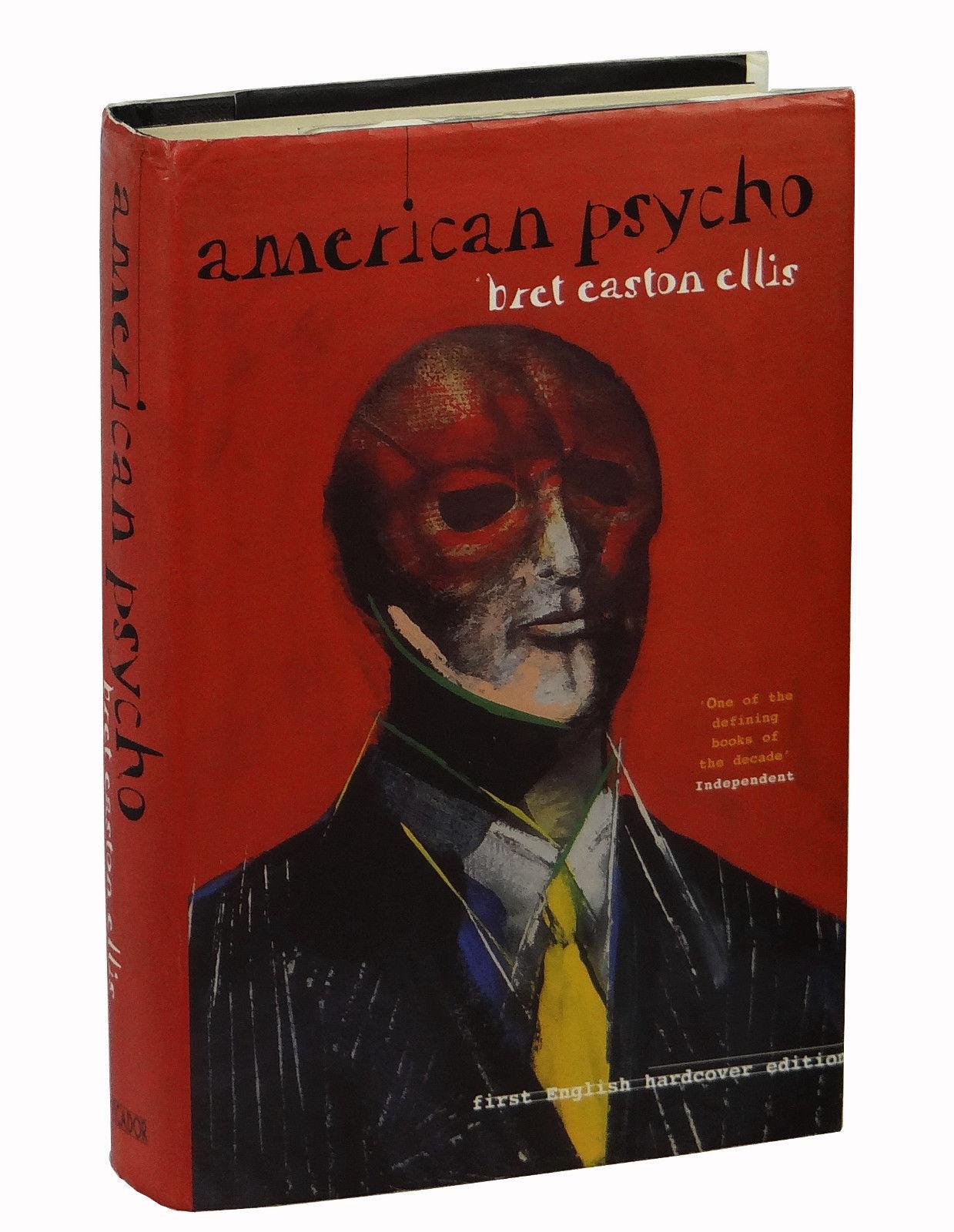 Risultati immagini per american psycho ellis first edition