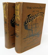 The Voyage of the Jeannette.; The Ship and Ice Journals of George W. De Long, Lieutenant-Commander U.S.N., and Commander of the Polar Expedition of 1879-1881 [In Two Volumes, Illustrated] [from the Steve Fossett collection]