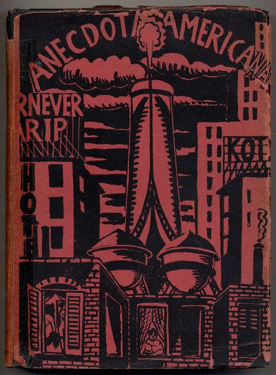 Boston: Humphrey Adams. Hardcover. Near Fine/Very Good. First edition. Full page gift inscription el...