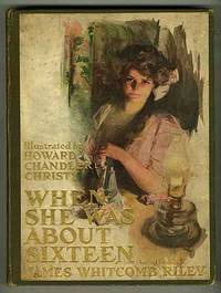 Bobbs-Merrill, 1911. Hardcover. Very Good. First edition. Illustrated by Howard Chandler Christy. Fr...
