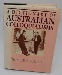 image of Dictionary of Australian Colloquialisms