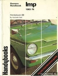 Owners handbook Imp 1963-76