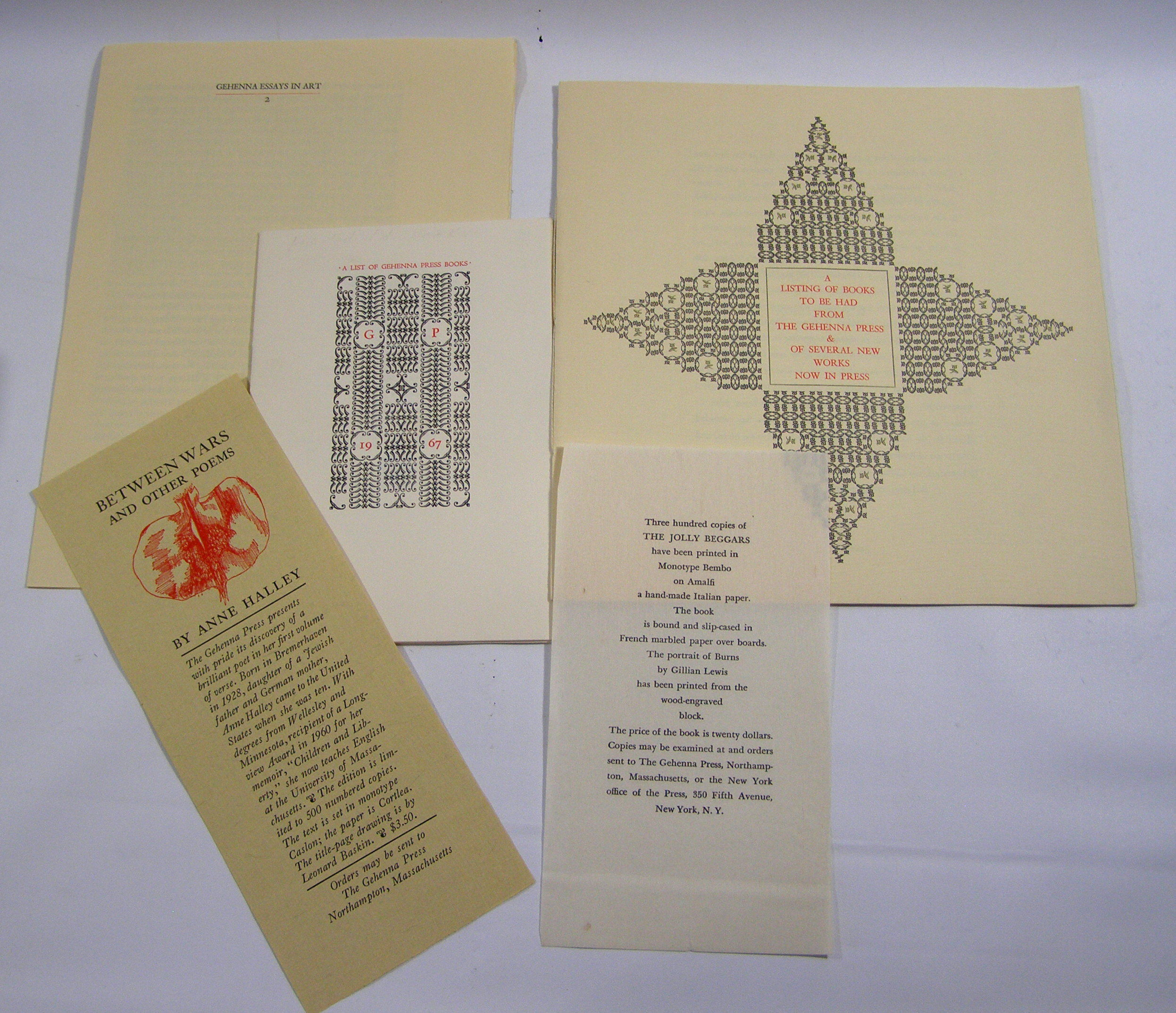 ephemera 1953 catalog 1967 catalogue and three. Black Bedroom Furniture Sets. Home Design Ideas